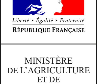 ministère de l'agriculture et de l'alimentation-république française-logo