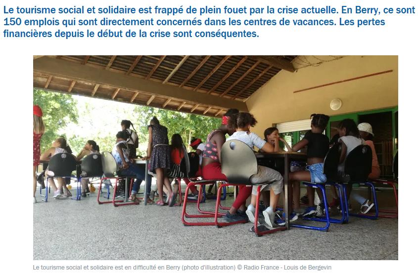 France Bleu-enfants-vacances-tourisme-Berry-vacances